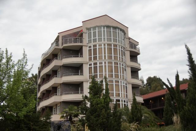 Арли, гостиничный комплекс