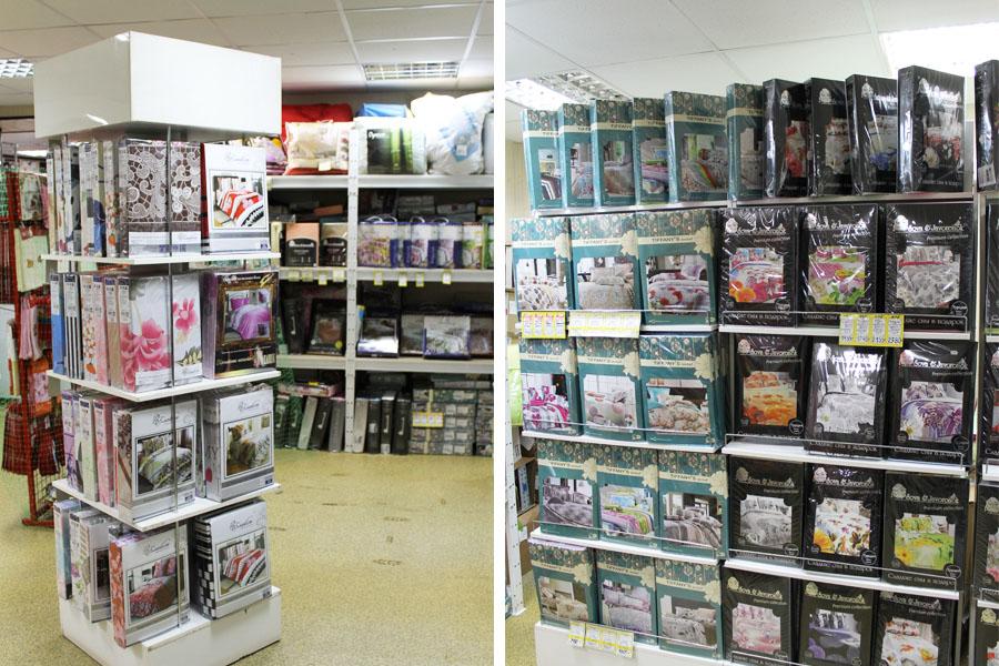 Сеть магазинов домашнего текстиля МЕХКО
