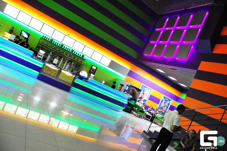 Кинотеатр Cinema 5